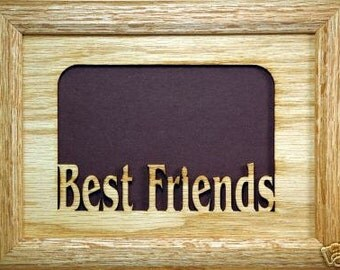 Best Friends Picture Frame 5x7