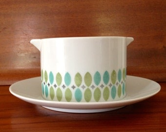 THOMAS GERMANY China  Sauceboat 60s