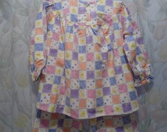 Size 6 Girls Pajamas