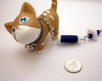 Cat Rearview Mirror Charm