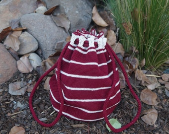 Reversible Crochet Bag Pattern