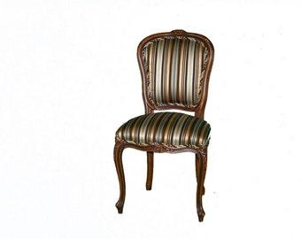 Stripped Chair