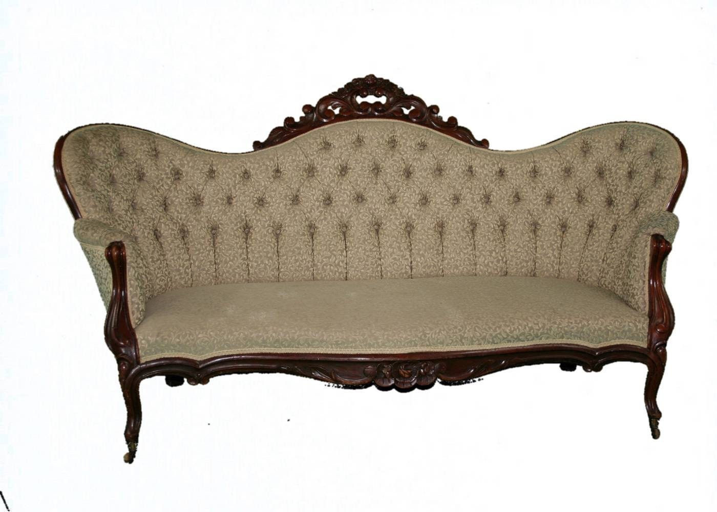 New Price Large Victorian Sofa