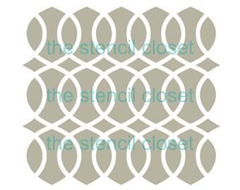6x6  Linked Loops stencil