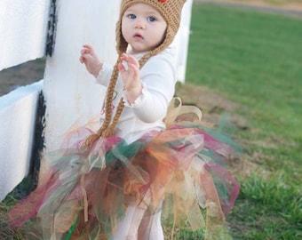 Baby Turkey Hat: READY TO SHIP