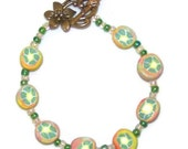 Beaded Bracelet - FiberandBeadBoutique