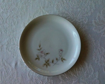 Vintage china lunch plate- Ballet by Arlen China