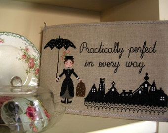 NEW Practically perfect in every way