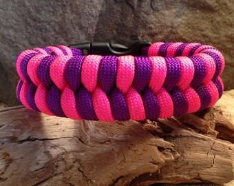 Fishtail Paracord Survival Bracelet