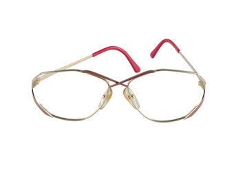Christian Dior Eyeglasses (no lens) CD 2684 43 Red 53-14-130 Made in Austria