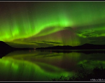 Northern Lights Photographic Fine Art Print