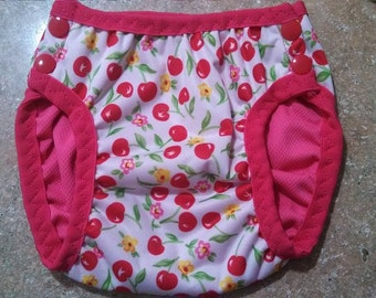 Cloth Swim Diaper (Med)