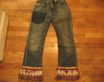 Vintage 60's Diesel Jeans made in Italy