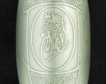Personalized Bicycle Badge