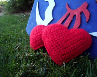 Legend of Zelda Heart Piece / Gaming Throw Pillow  / Perfect Add-On Gift or Anniversary