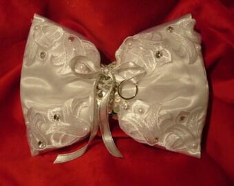 Wedding Ring Bearer Pillow Wedding Accessories Ring Cushion Wedding Ring Holder Flower Girl Ring Pillow