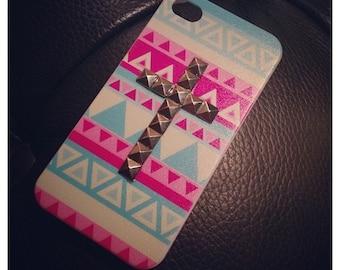 Aztec iPhone 4/4s case