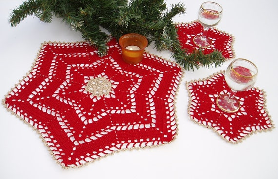 Christmas Decorations Table Runner 17 Agustus 2017