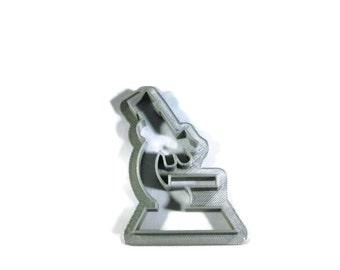 3D Printed Microscope Cookie Cutter