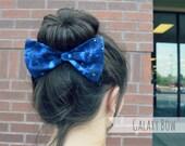 Galaxy Hair Bow