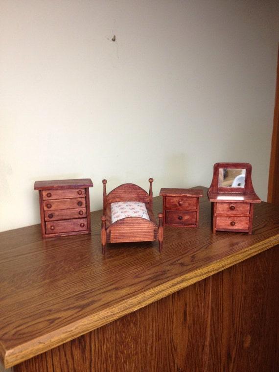 Miniature bedroom furniture for Oak bedroom furniture 0 finance