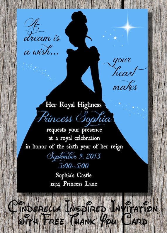 Etsy products by Pamela Renee Designs   Catch My PartyPrintable Cinderella Silhouette