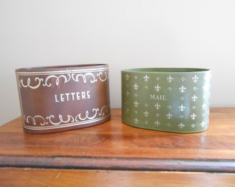 Vintage Mail and Letter Boxes
