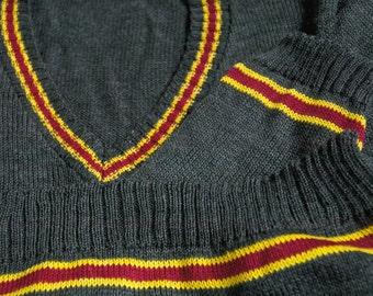 Harry Potter sweater Hogwarts houses inpired without logo
