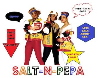 Salt N Pepa Short Dick Man 13