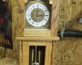 grandchild clock or small grandfather clock