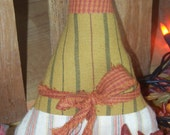 Primitive Candy Corn Shelf Sitter
