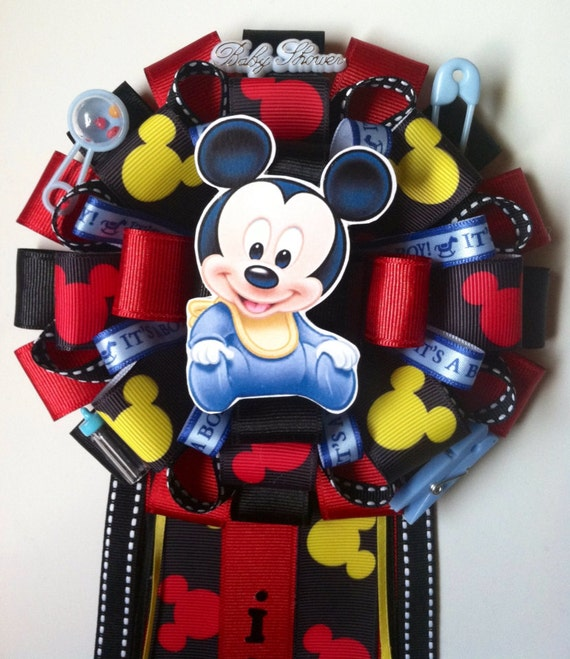 Baby Shower Ideas Mickey Mouse ~ Unavailable listing on etsy