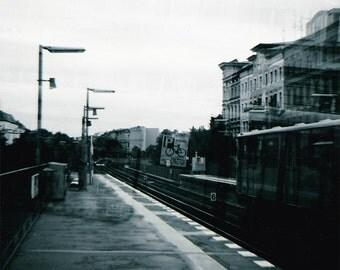 Berlin Kreuzberg // Görlitzer Bahnhof // Fine Art Photography // Print