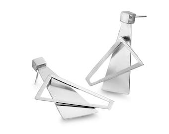 Modern Art - Modern Art Jewelry - Modern Art Earrings - hedendaagse juwelen