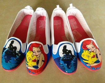 Disney The Little Mermaid STYLE shoes