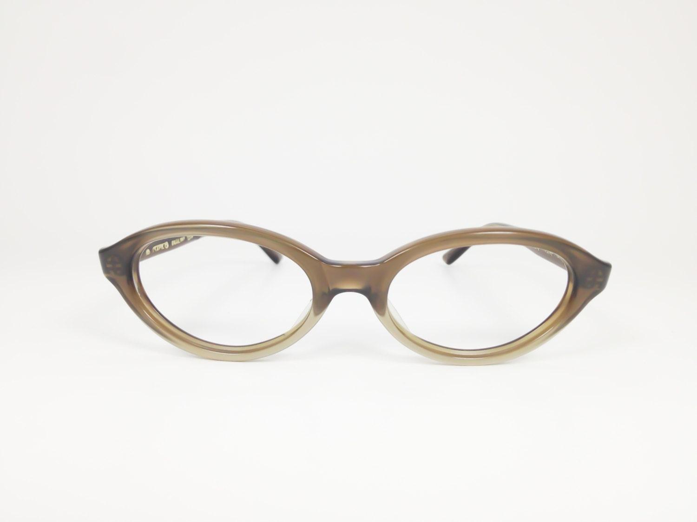 60er Jahre Vintage Cateye Brillen 1960er Jahren Safilo klare