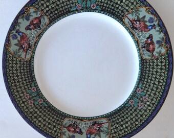 Christopher Stuart Coach House Pheasant Dinner Plate