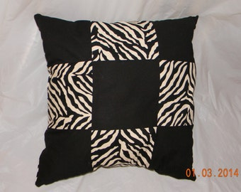 Zebra patchwork