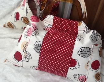 Soft Tote Handbag
