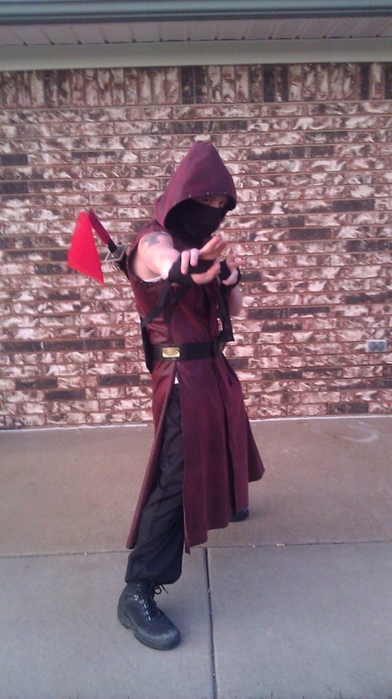 Gothic Samari Assassin Creed Cosplay Medieval Renaissance