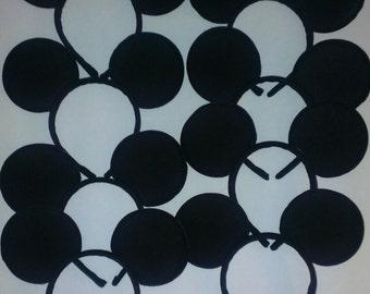 20 Mickey Mouse Ears Headband