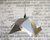 Dotted Lines Pendant Light- Small - TandemMade