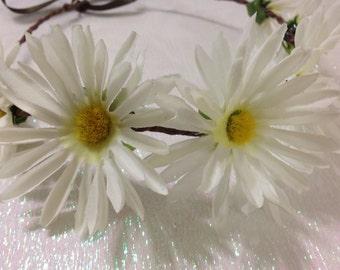 HINAGIKU adjustable daisy crown