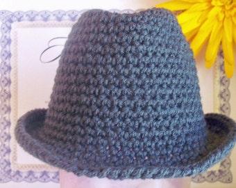 Newborn Fedora Baby Boy Hat Infant Fedora Hat
