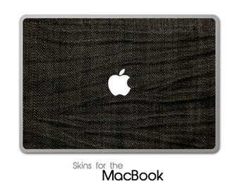 "Dark Denim Skin for the MacBook 11"", 13"" or 15"""