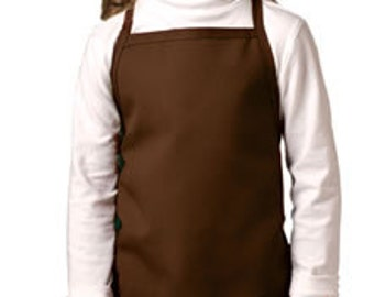 Personalized Child Apron With Pockets - 2 Sizes