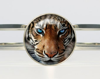 Tiger bracelet Tiger bracelet Tiger jewelry nature necklace