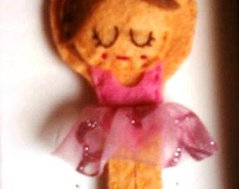 Ballerina doll