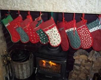 Christmas Stocking. 14 inch