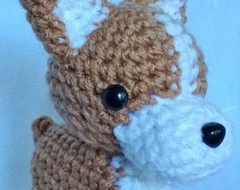 Crochet Welsh Corgi
